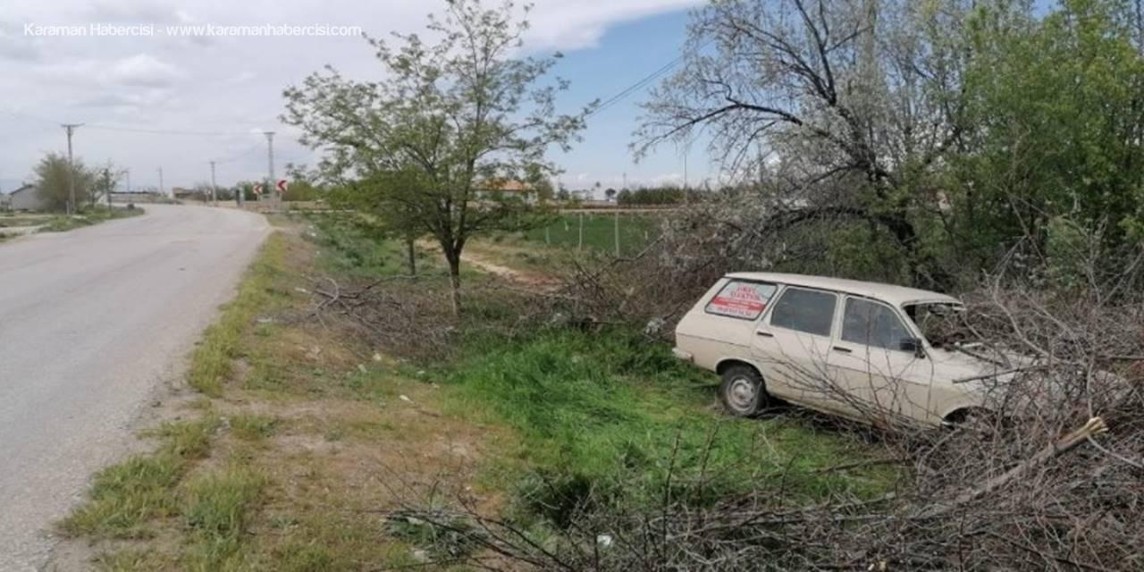Ereğli'de Trafik Kazası