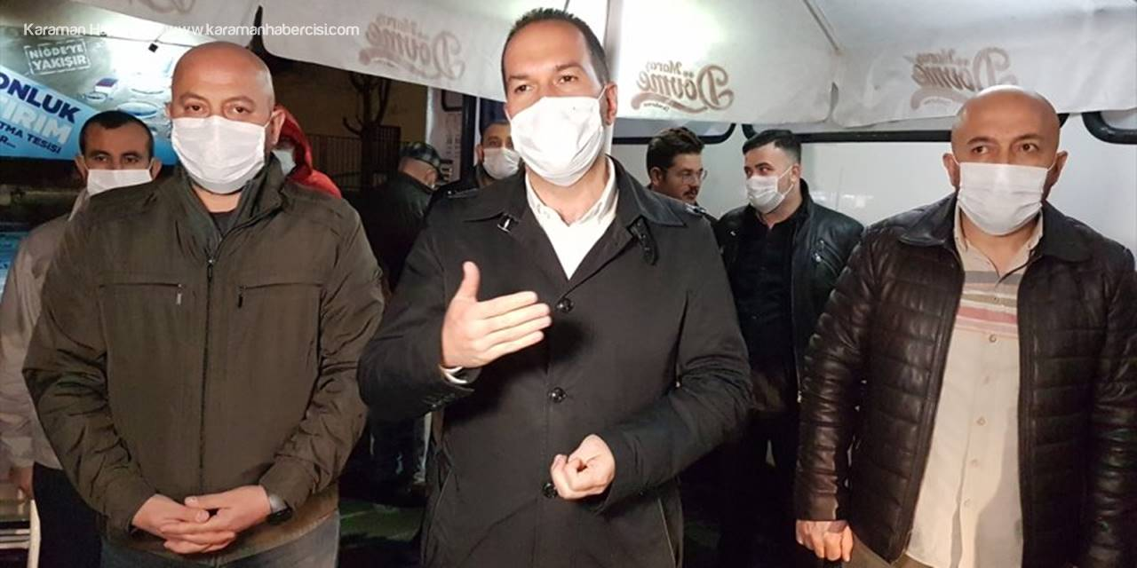 Belediye Başkan Özdemir Ve Meclis Üyeleri Kan Bağışında Bulundu