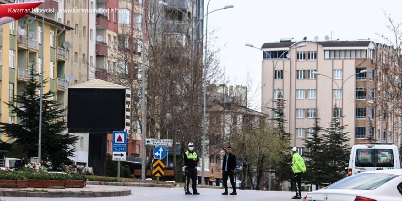 Konya'da Yasak İhlallerine Para Cezası