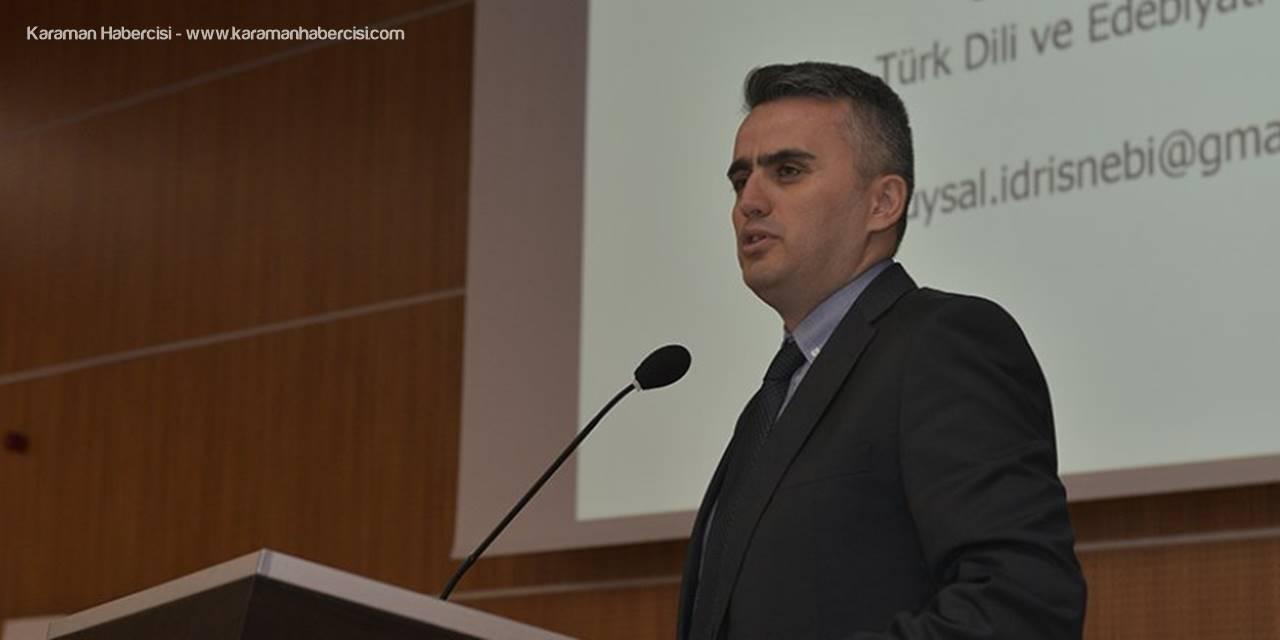 """Doç. Dr. İdris Nebi Uysal: """"Koronavirüs Dil Alışkanlıklarını Da Değiştirdi"""""""