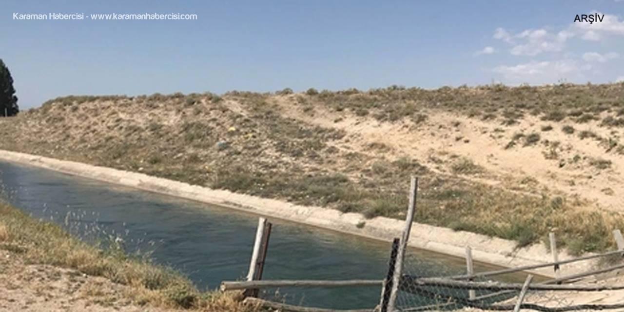 Konya'da Su Meselesinde Kan Aktı : 2 Ölü