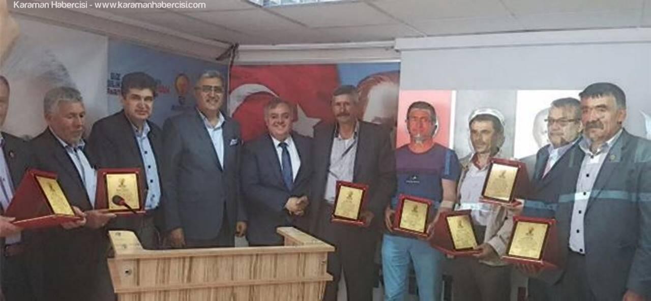 AK Parti, Karaman Halkına Teşekkür Etti