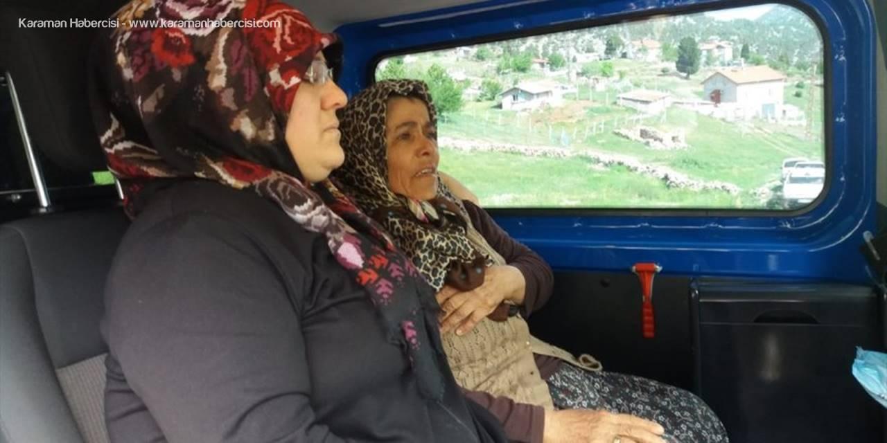 Konya'da 24 Saattir Aranan Kadın Yakınlarında Çıktı