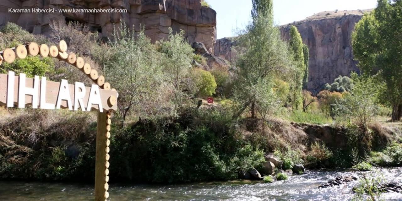 Ihlara Vadisi'nde Kovid-19 Sessizliği