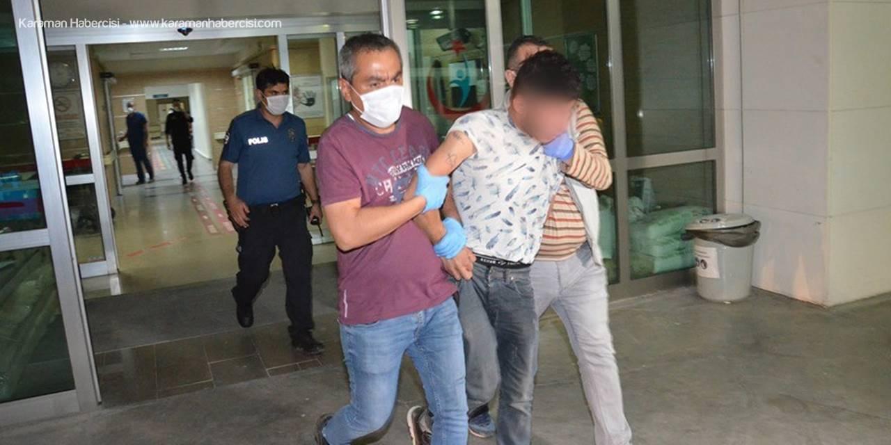 Karaman'da Polisten Kaçan Çocuk Yakalandı