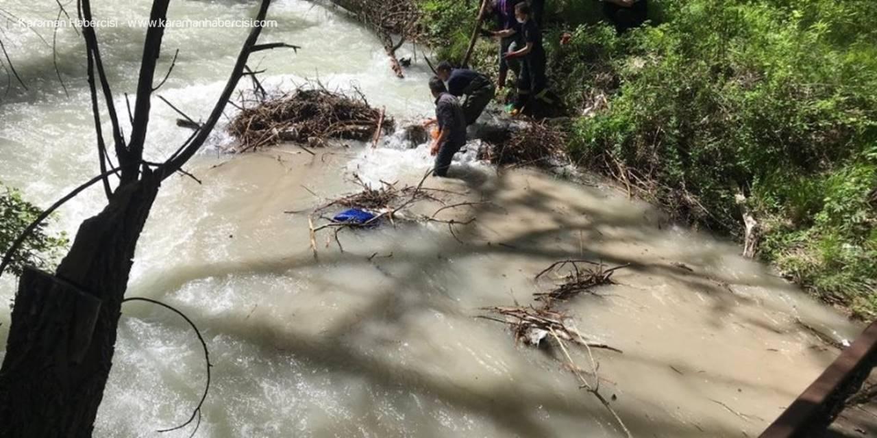Sulama Kanalına Düşen 2,5 Yaşındaki Çocuk Hayatını Kaybetti