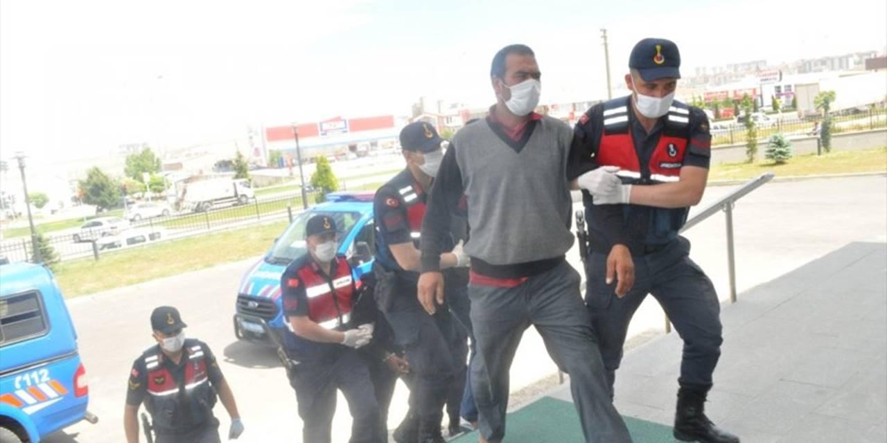 Karaman'da Hırsızlık Şüphelisi 3 Kişi Tutuklandı