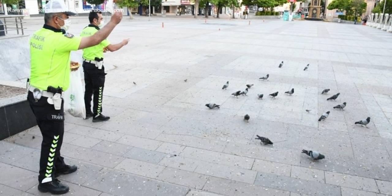 Aksaray Polisi Bu Sefer Suçlularla Mücadele Etmedi