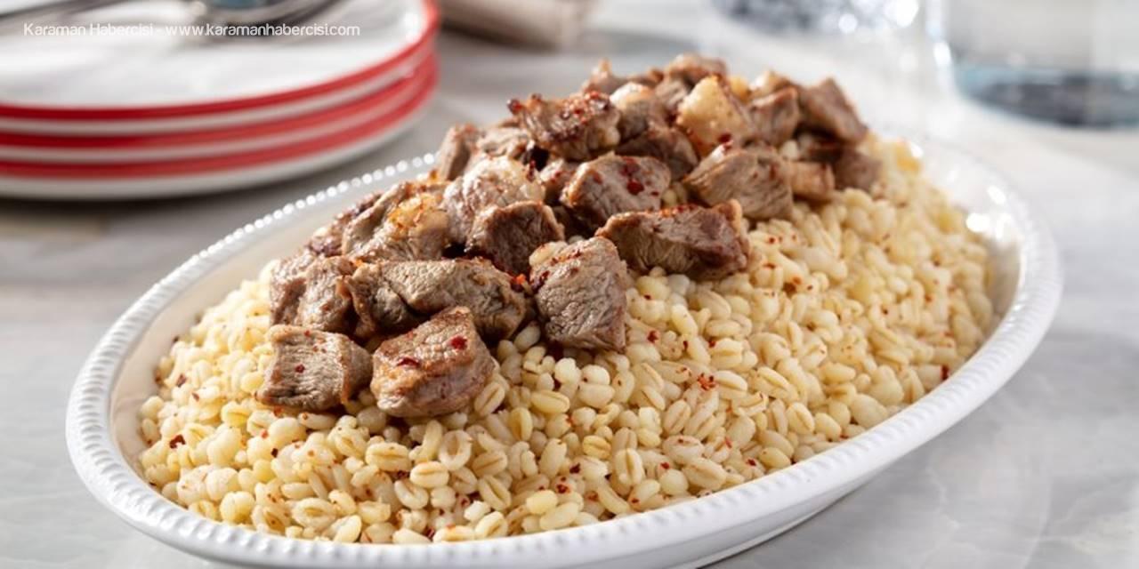 Bulgur Ramazan Sonrası Beslenme Ritminizi Dengeler