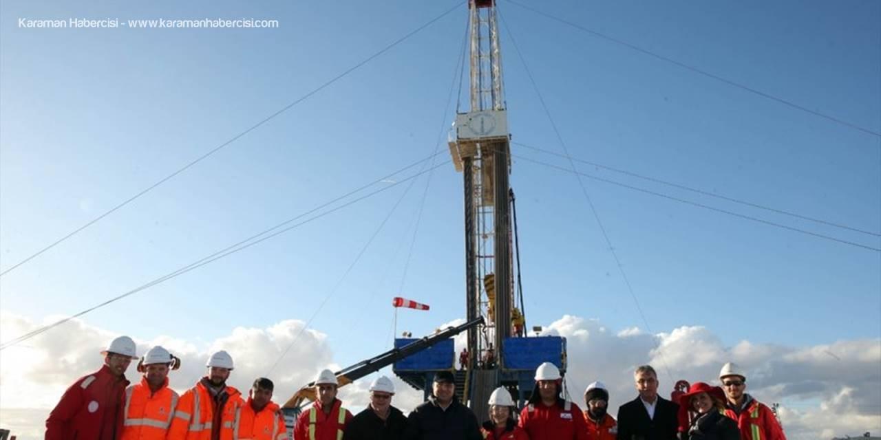 """Tuz Gölü Depolama Projesi """"Tam Gaz"""" İlerliyor"""
