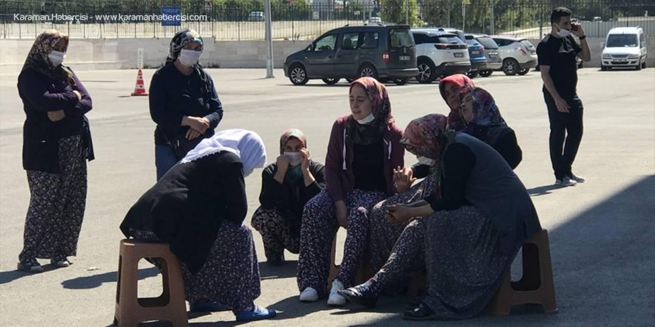 Antalya'da Elektrik Akımına Kapılan Genç Öldü