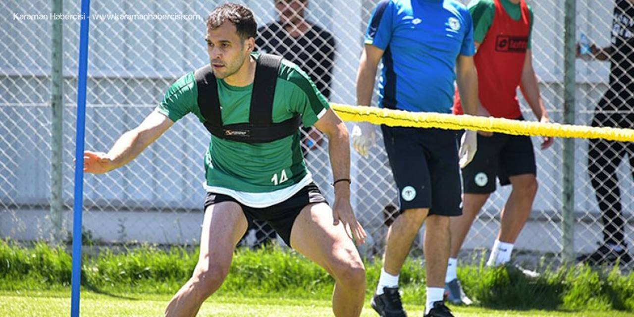 Konyaspor Hazırlıklarını Sürdürüyor