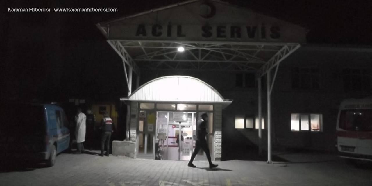 Konya'da Bulunan Cesede İlişkin Soruşturma Başlatıldı