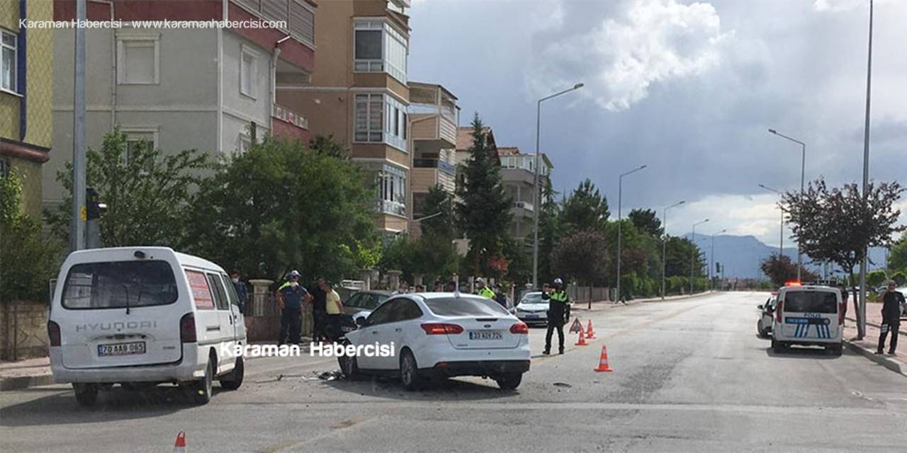 Karaman'da Tedbirsizlik ve Dikkatsizlik Kazayı Getirdi