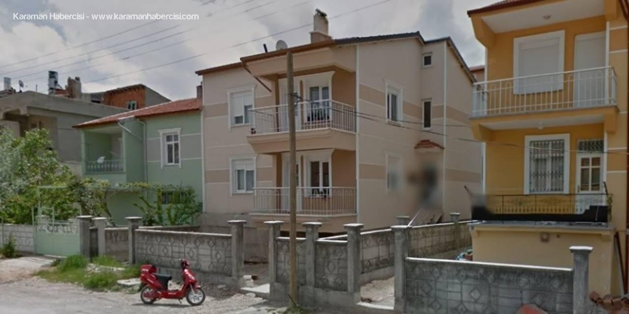 Karaman'da Bir Ev Daha Karantinaya Alındı