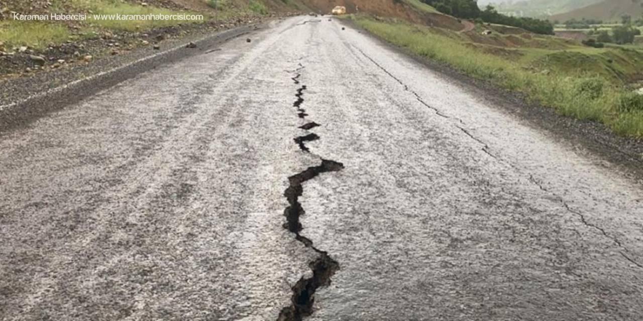 Deprem Sonrası Bingöl'de Son Durum