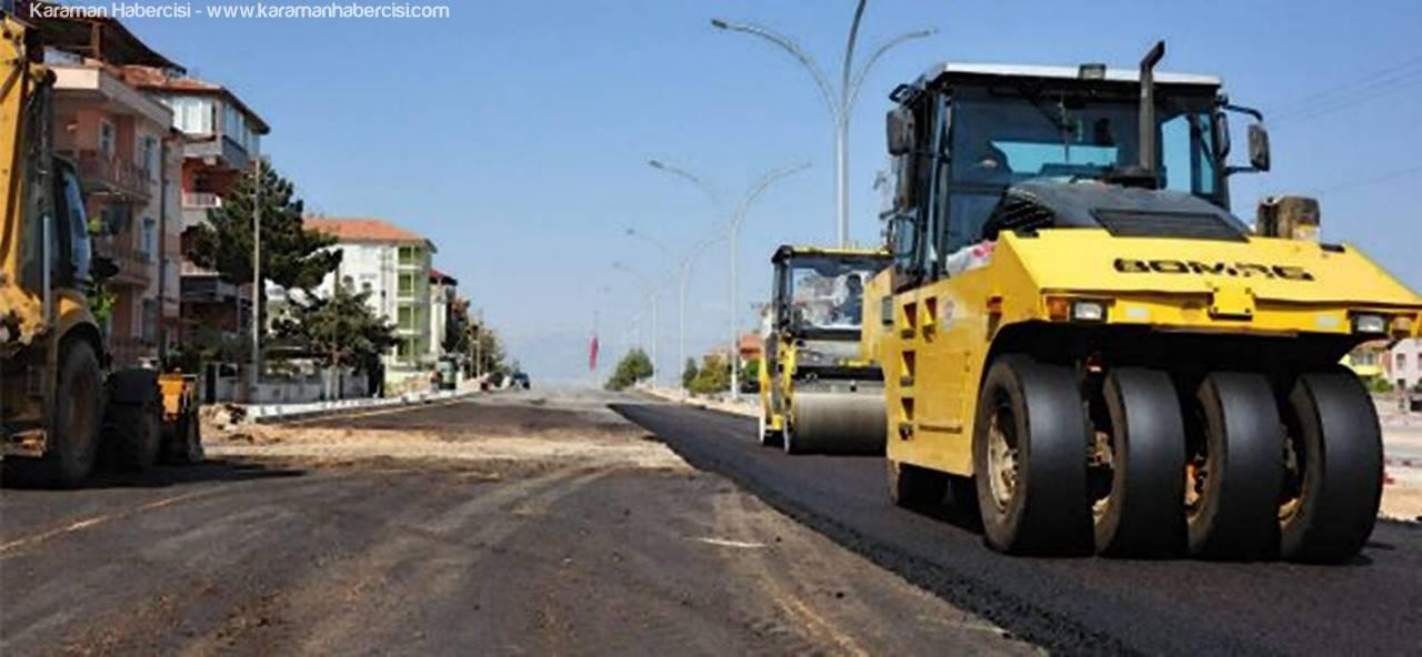 Alparslan Türkeş Bulvarı'nda Çalışmalar Tamamlanıyor