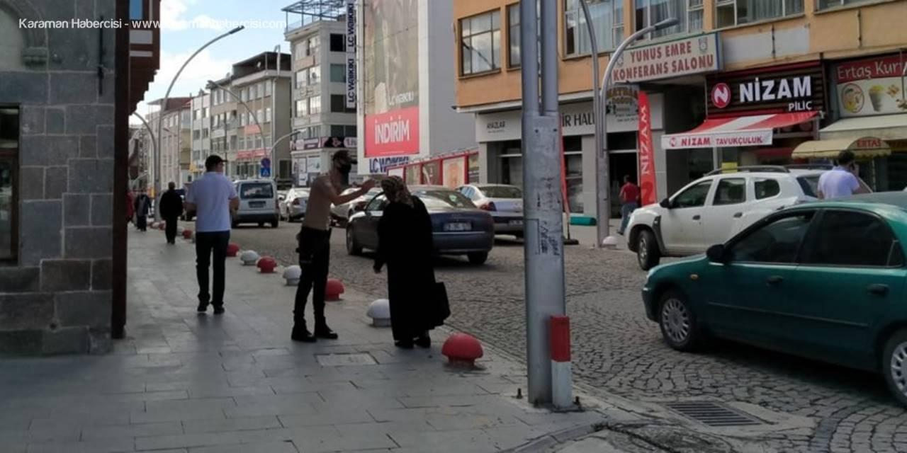 Karaman'da Korona Virüs Tedbirlerinde Kararlılık Açıklaması
