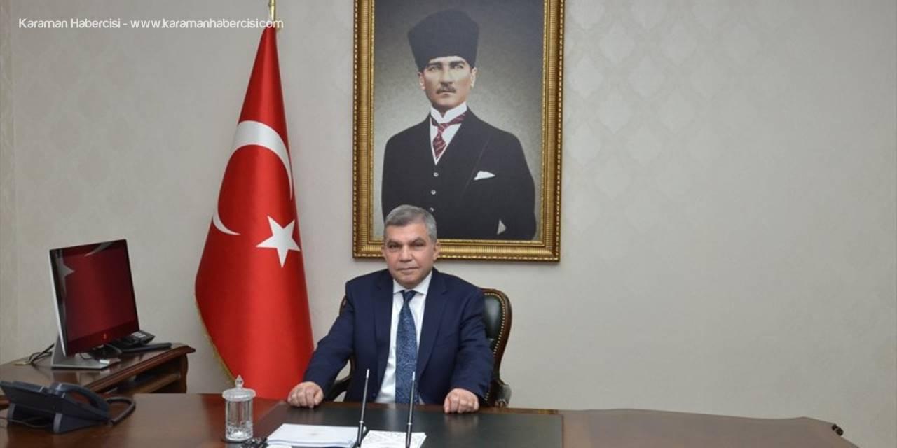 Karaman Valisi Mehmet Alpaslan Işık Kurban Bayramı Mesajı