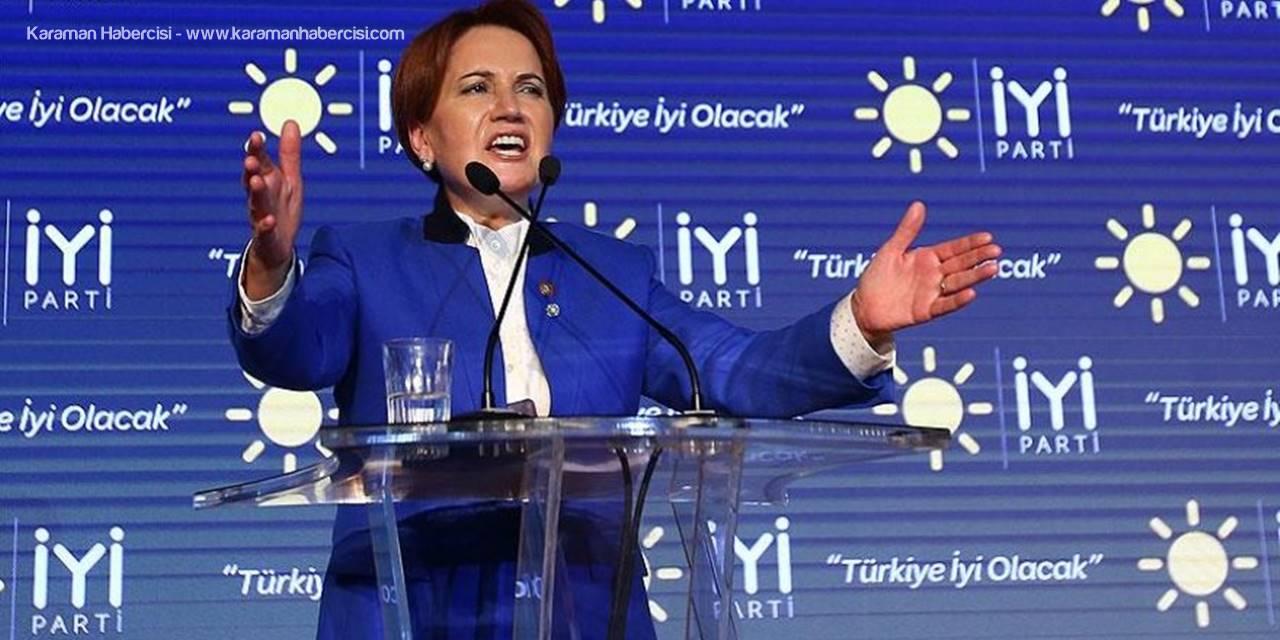 Konya, Niğde ve Aksaray da İyi Parti'nin Kongre Yapacağı İller Arasında
