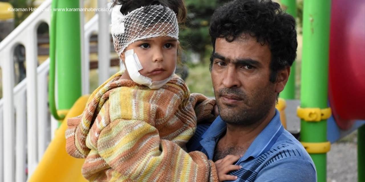 Kayseri'de 3 Yaşındaki Çocuk Dehşeti Yaşadı