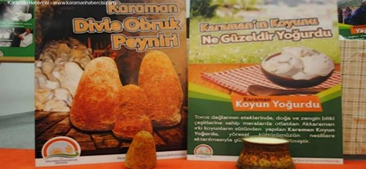 Karaman'ın Lezzetleri Tanıtıldı