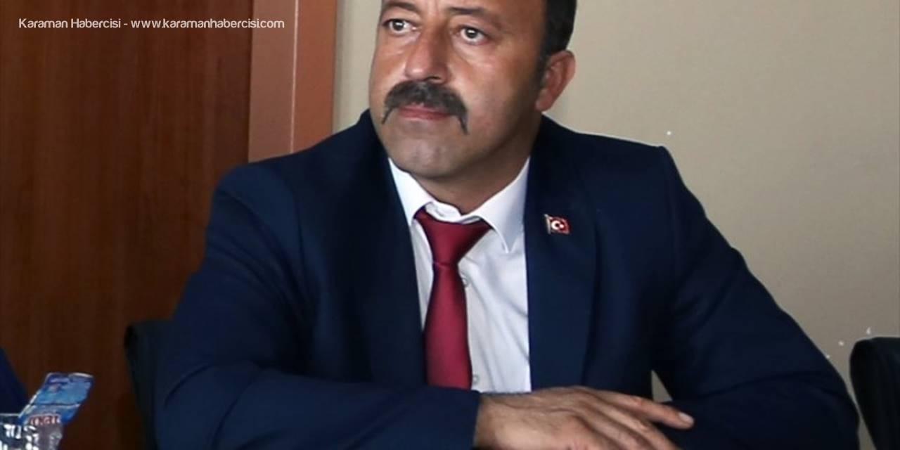 """Konya'da """"Demir Köprü"""" Meselesi"""