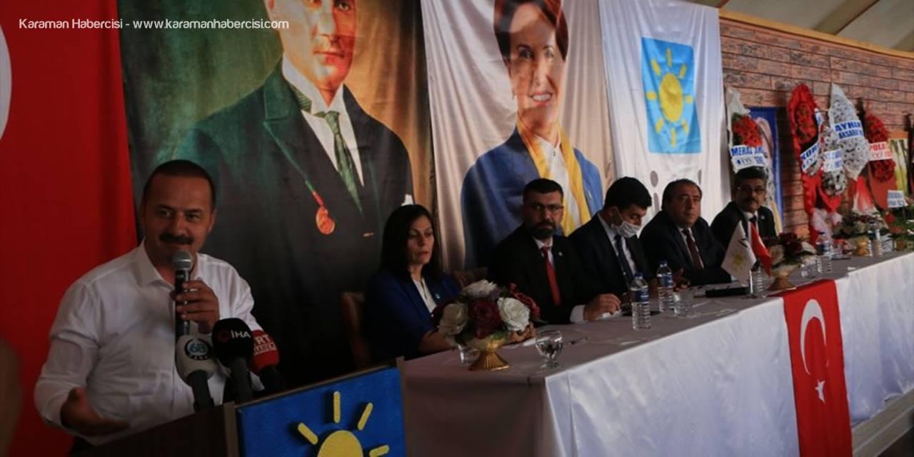 İyi Parti Aksaray 2. Olağan İl Kongresi Yapıldı