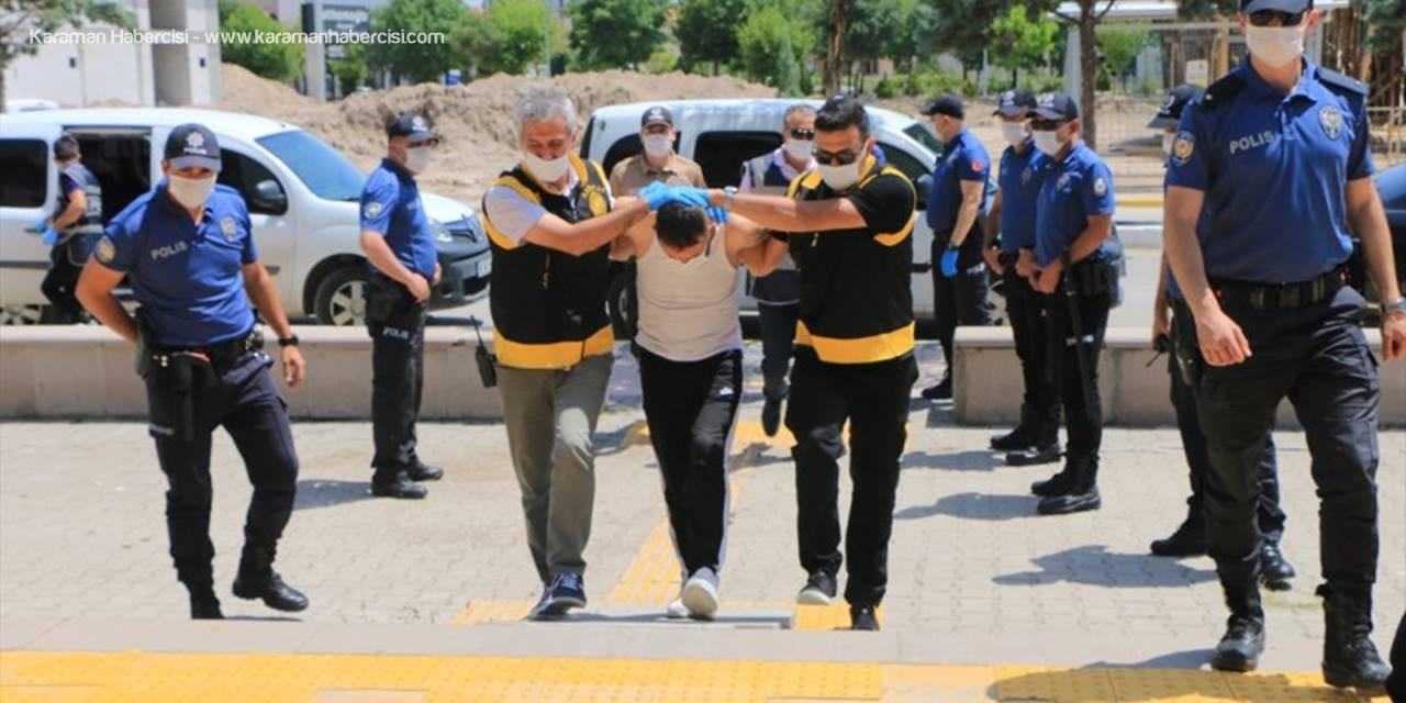 Aksaray'da Aracıyla Durmayarak Bekçi Yaralayan Şahıs Serbest Bırakıldı