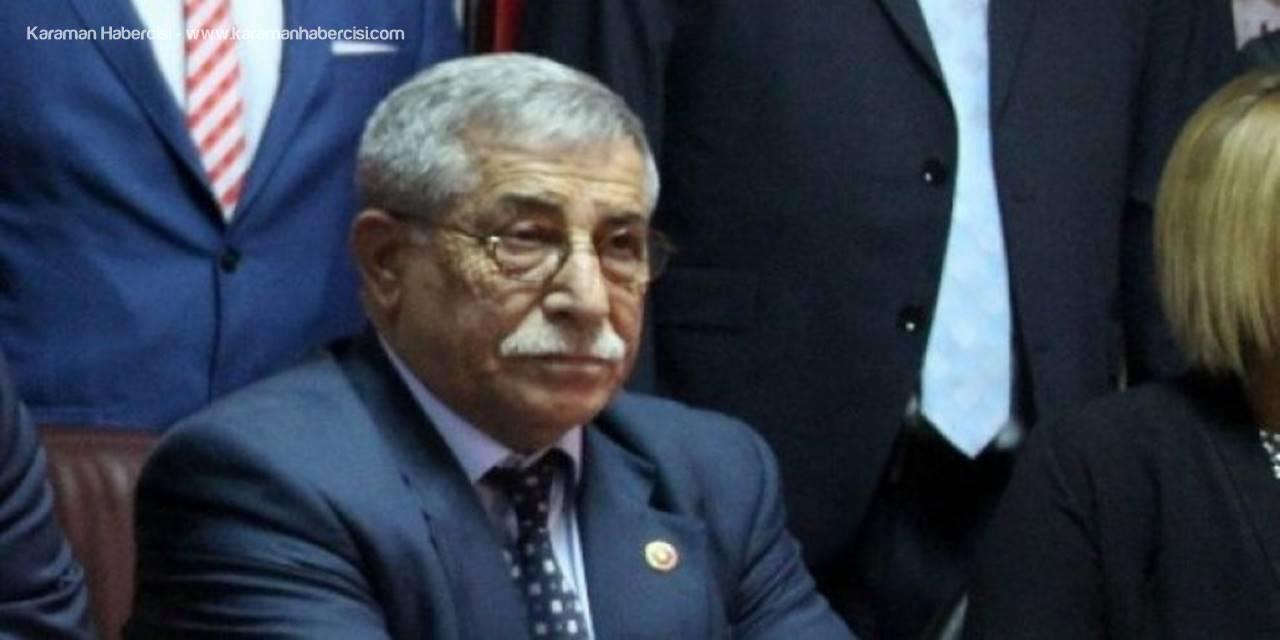 MHPli Eski Vekil Hasan Ali Kilci Hayatını Kaybetti