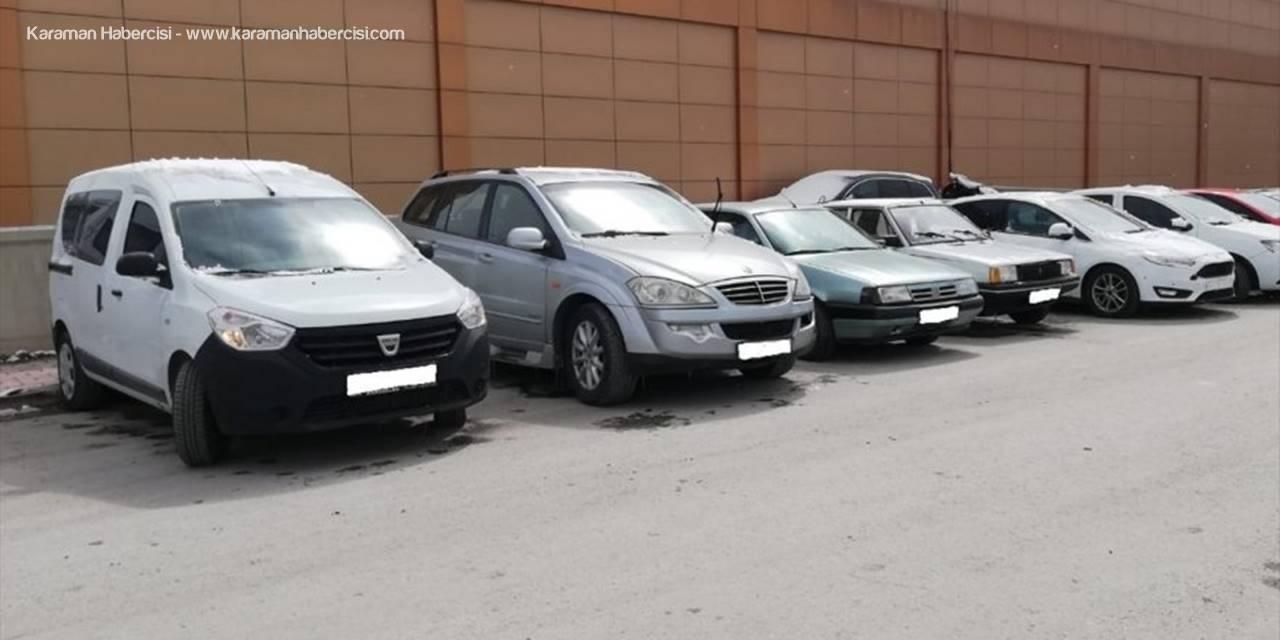 Konya'da Otomobil Sahtekarlığına Darbe