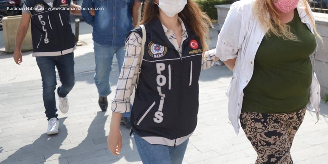 Eskişehir'de Uyuşturucu Operasyonunda 3 Şüpheli Yakalandı