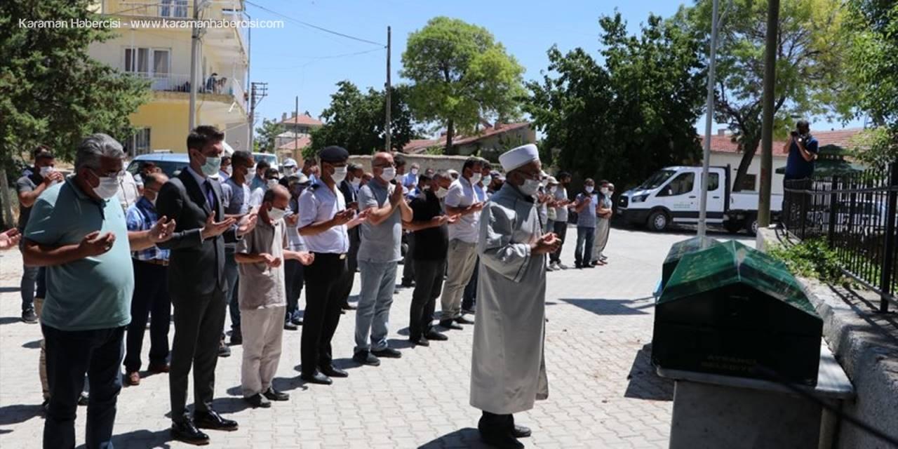 Karaman'da Boğulan İki Kardeşe Acı Veda