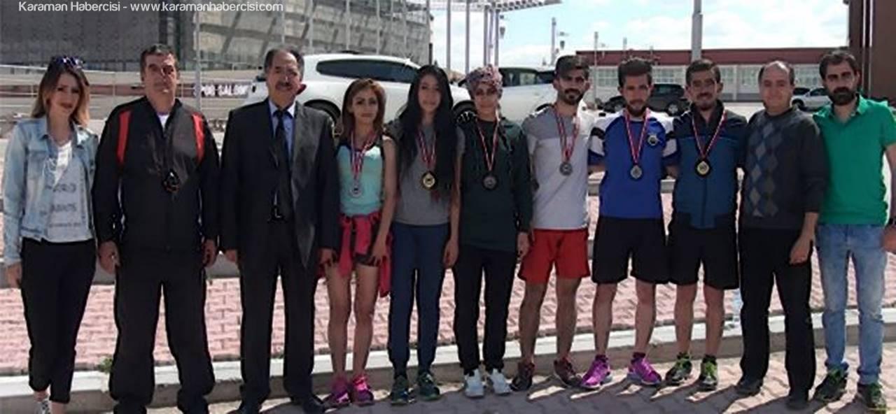 KMÜ'de Bahar Şenlikleri, Koşu İle Başladı