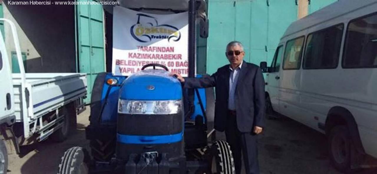 Kazımkarabekir Belediyesinde Bahar Çalışmaları