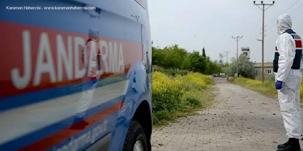 Niğde'de Bir Köy Karantinaya Alındı