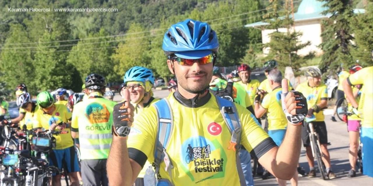 Seydişehir Bisiklet Festivali başladı