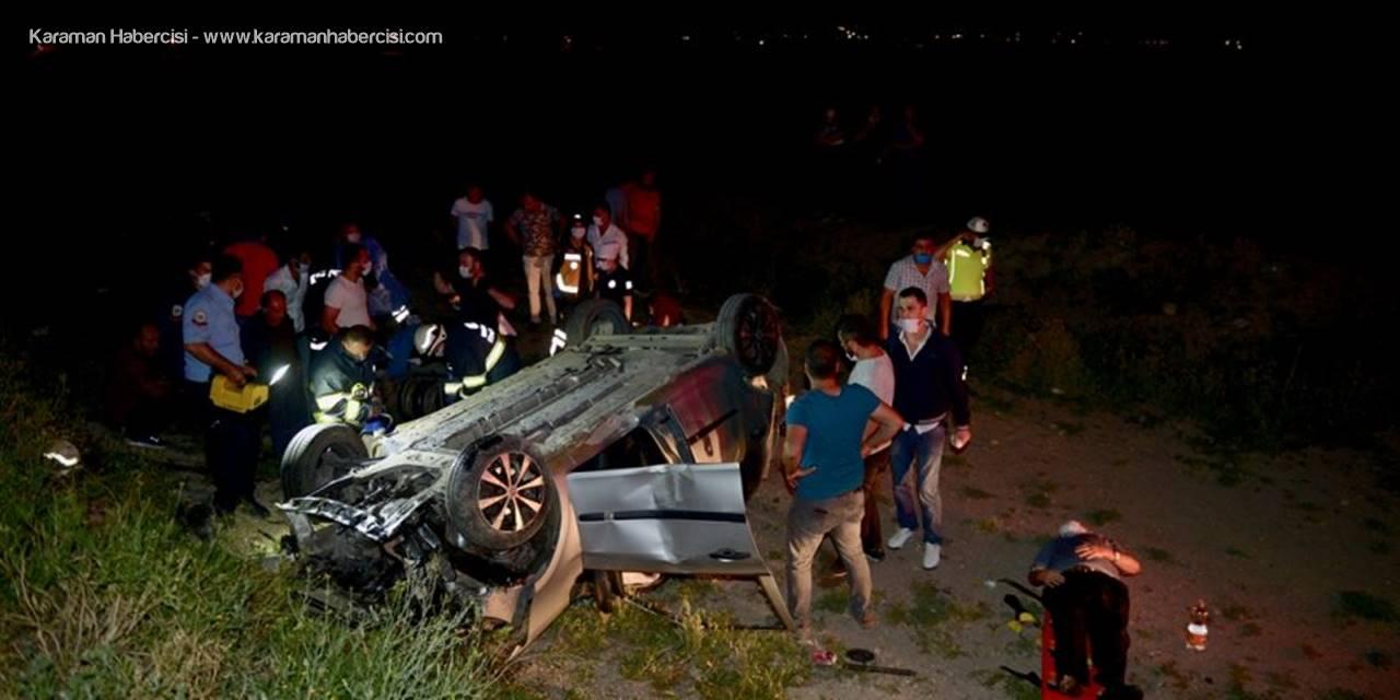 Eskişehir'de Trafik Kazası: 1 Ölü, 5 Yaralı