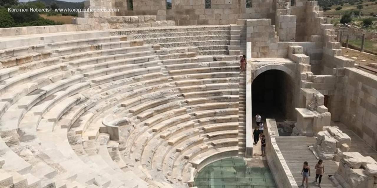 Antalya'da Patara Tarih Yolcularını Bekliyor