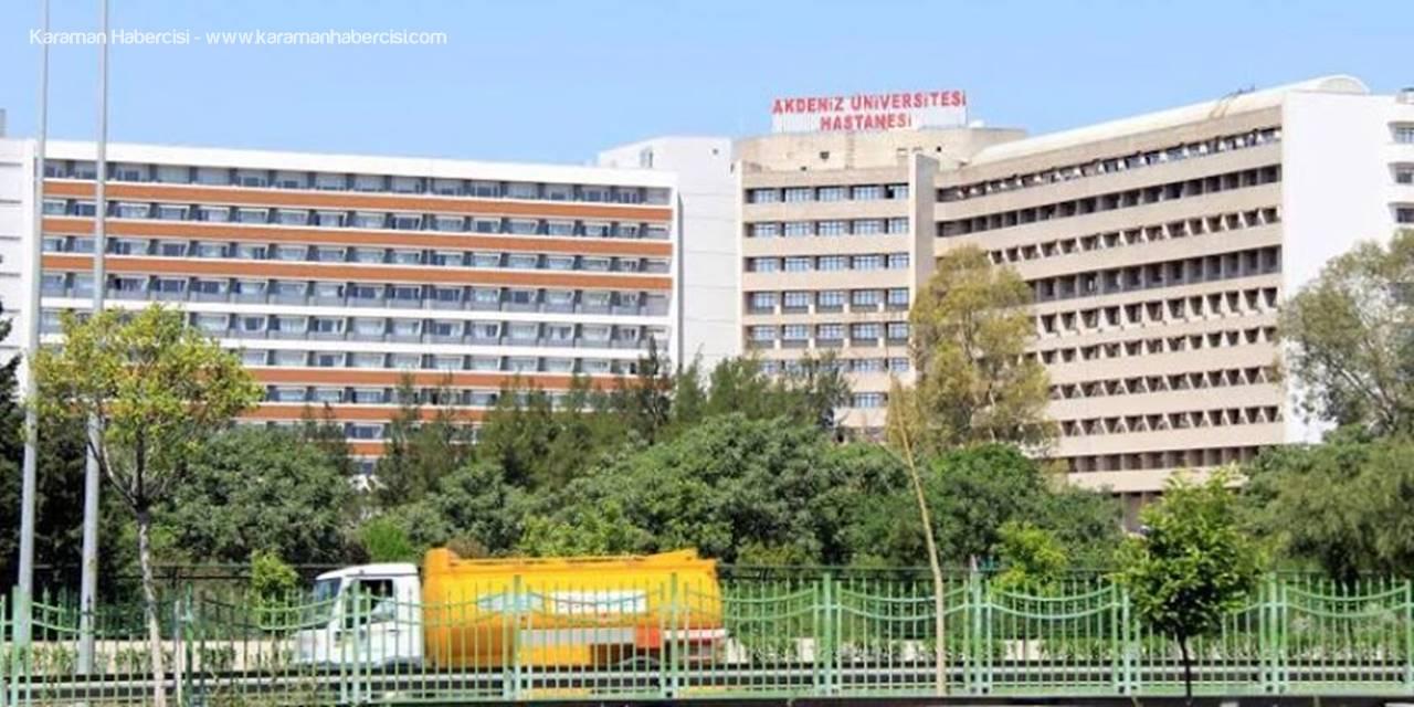 Akdeniz Üniversitesi Hastanesinde 5 Personelde Kovid-19 Tespit Edildi