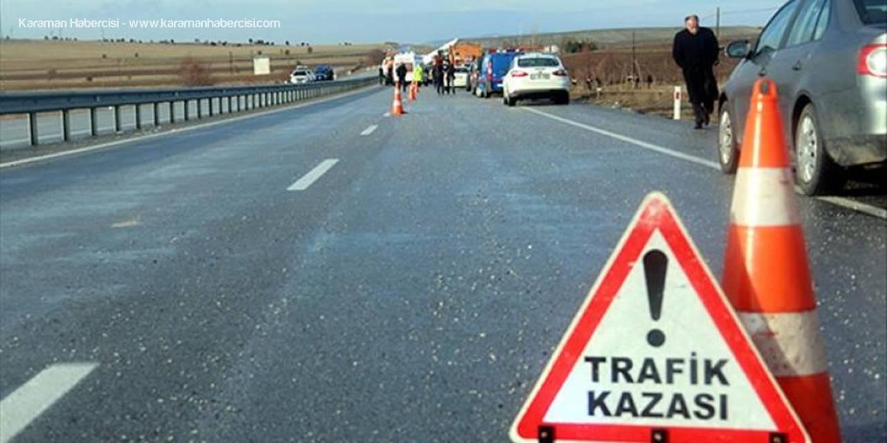 Niğde'de Trafik Kazası: 4 Yaralı
