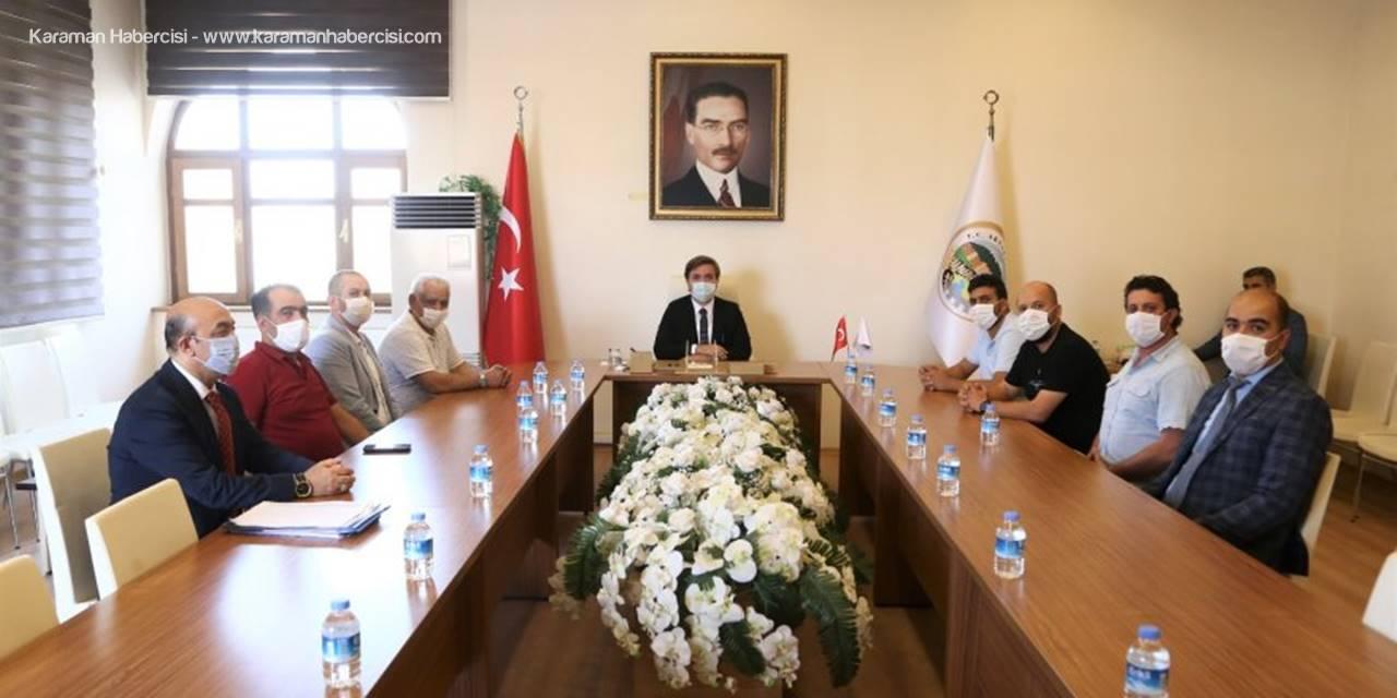 Aksaray Organize Sanayi Bölgesi ile Eğitimde İşbirliği