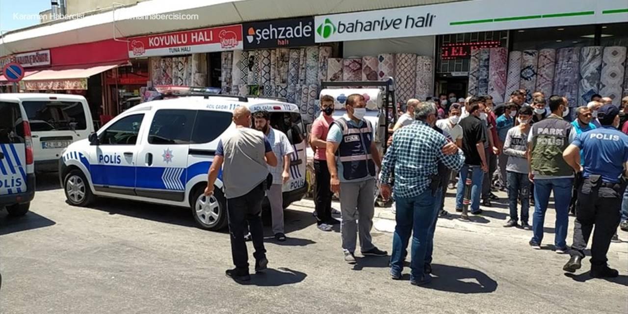 Konya'da Çıkan Silahlı Kavgada 2'si Ağır 9 Kişi Yaralandı