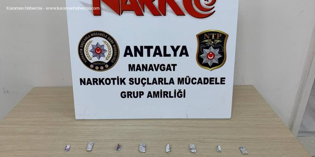 Antalya'da Yaya Olarak Kaçmaya Çalışan Uyuşturucu Zanlısı Tutuklandı