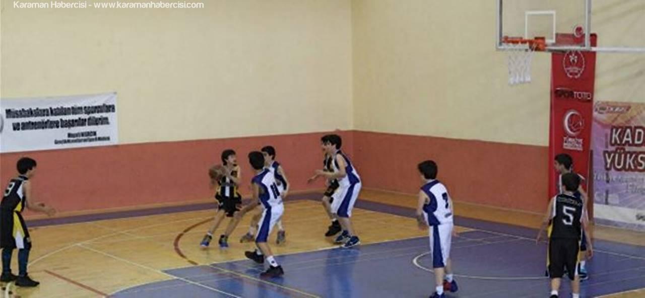 Karaman'da Yarı Final Heyecanı Sona Erdi