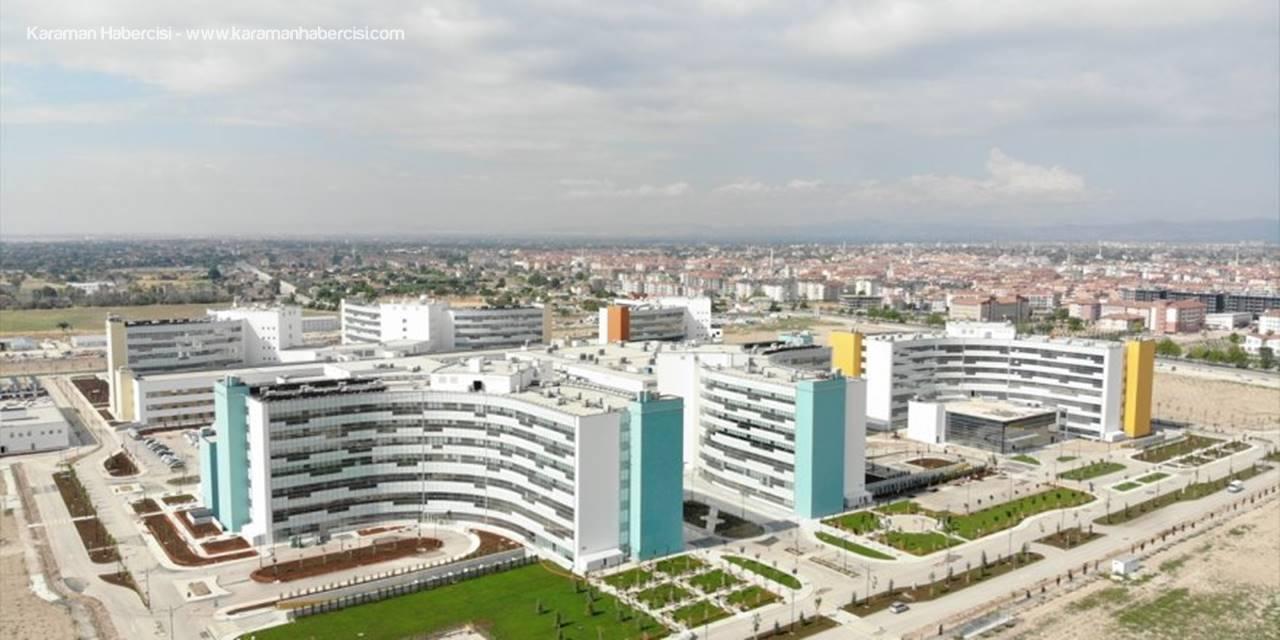 Konya Şehir Hastanesi Hizmete Hazır
