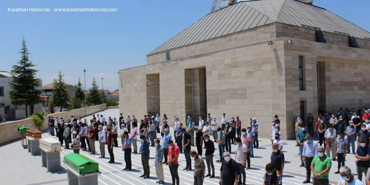 Karaman'da Vefat Eden Vatandaşımız İçin Son Görev