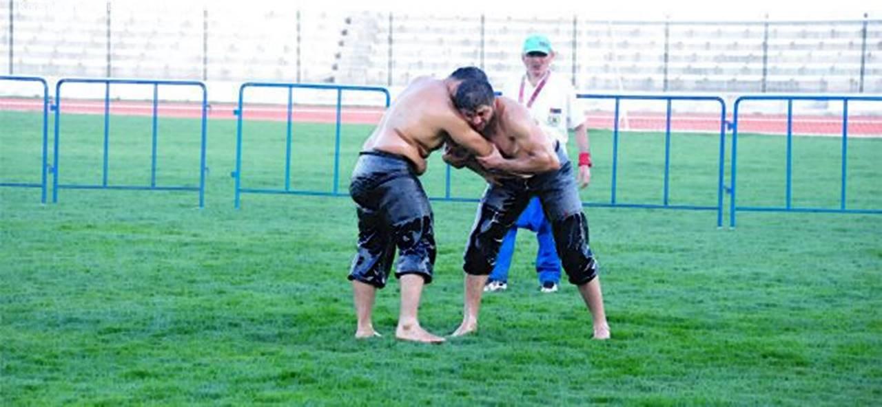 Karaman'da '2. Yağlı Pehlivan Güreşleri' Yarın Başlıyor