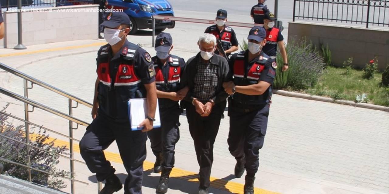 Konya'da Kahvehane Cinayetinde Tutuklama