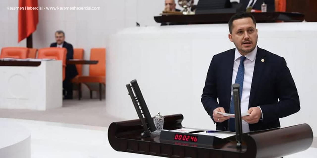 Ak Parti Karaman Milletvekili Av. Selman Oğuzhan Eser Kurban Bayramı Mesajı